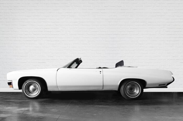 Buick Centurion Convertible